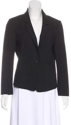 Elizabeth and James Notch-Lapel Tailored Blazer