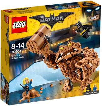 Lego Batman ClayfaceTM Splat Attack Pack