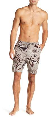 Billabong Larry Layback Sunday Print Shorts