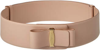 Salvatore Ferragamo Vara Bow Leather Belt