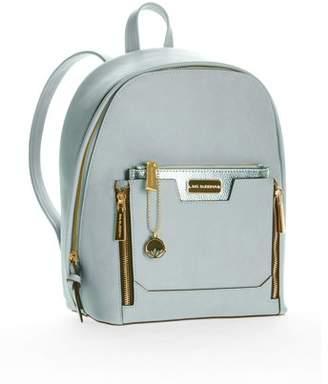 Big Buddha Backpack with Metallic Pouch