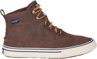 Sperry Weather Ready Striper Suede Leather Chukka Boots