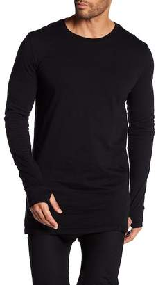 Hip & Bone City Layer Crew Neck Tee