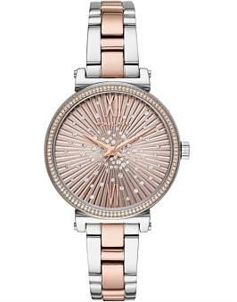 Michael Kors Sofie Multi-Tone Watch