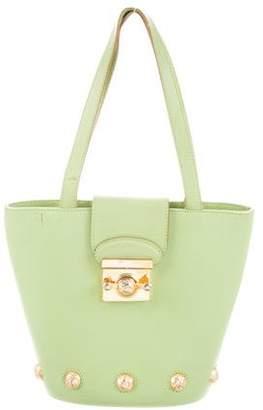 d33937dc05 Salvatore Ferragamo Green Shoulder Bags - ShopStyle