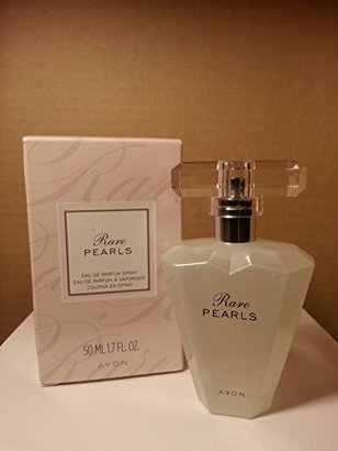 Avon Rare Pearls Eau De Parfum Spray 1.7 Fl. Oz. $10.50 thestylecure.com