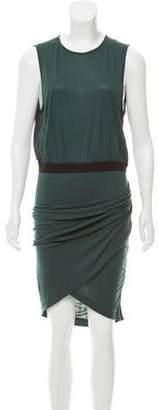 By Malene Birger Casidaz Silk-Paneled Dress w/ Tags