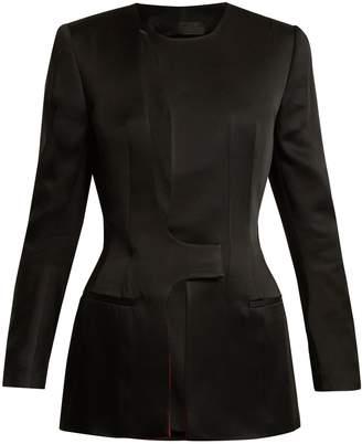 Haider Ackermann Kuiper asymmetric jacket
