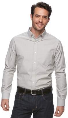 Croft & Barrow Men's True Comfort Classic-Fit Stretch Button-Down Shirt