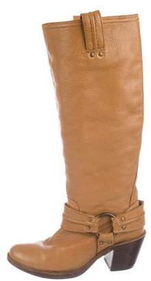 Frye Leather Riding Boots