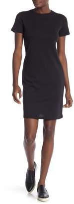 Joe Fresh Short Sleeve Solid Dress