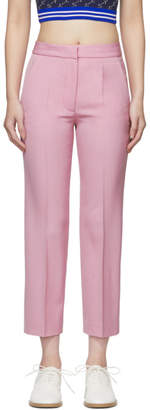 Stella McCartney Pink Charlie Trousers