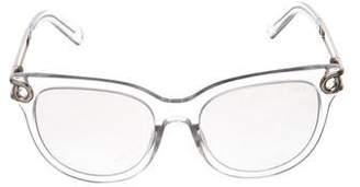 Chloé Tinted Reflective Sunglasses