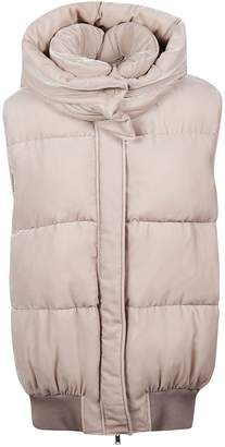 Stella McCartney Velvet Hooded Vest