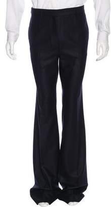 Bottega Veneta Cashmere Flat-Front Pants w/ Tags