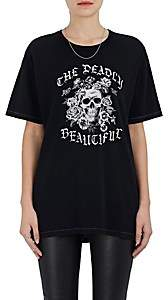 """Adaptation Women's """"The Deadly And The Beautiful"""" Jersey T"""