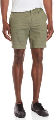 Slate & Stone Sage Ross Novelty Twill Shorts