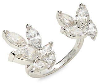 Swarovski Crystal Open Ring