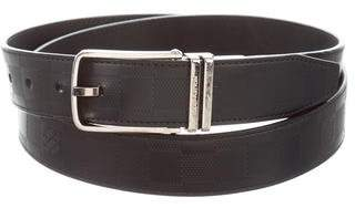 Louis Vuitton Damier Infini Reversible Belt