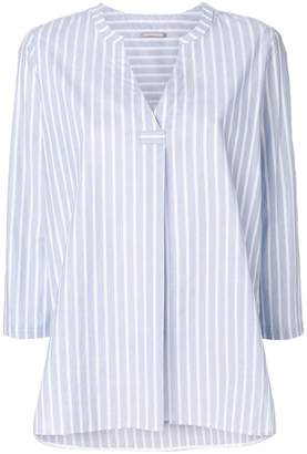 Hemisphere casual striped shirt