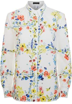 Escada Nicoli Floral Shirt