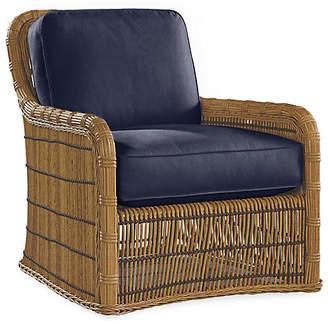 Lane Venture Rafter Lounge Chair - Navy