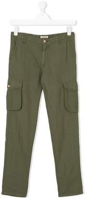 Nupkeet TEEN cargo pocket trousers