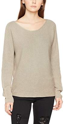 Mavi Jeans Women's Long Sleeve Sweater Jumper,Medium