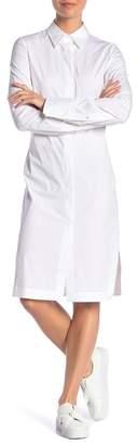 Helmut Lang Cotton Shirt Dress