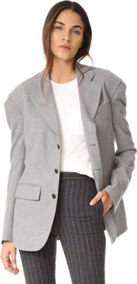 R 13 Blazer with Gusset