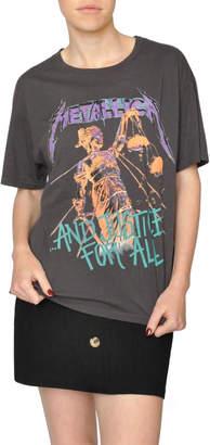 Daydreamer Metallica Justice Tee