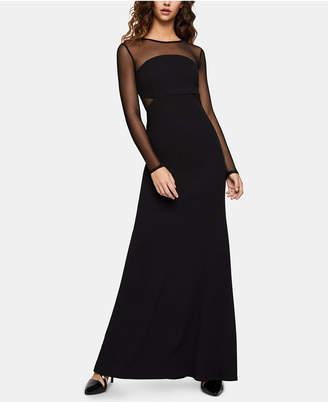 BCBGeneration Illusion Maxi Dress