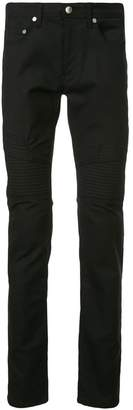 Neil Barrett slim-fit biker jeans