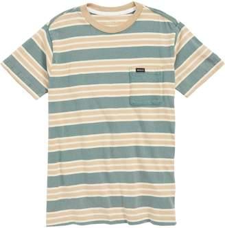 RVCA Lucas Stripe T-Shirt