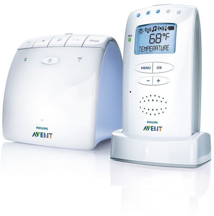 Avent Naturally dect baby monitor