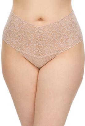 Hanky Panky Plus Size Retro Thong