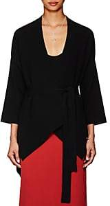 Narciso Rodriguez Women's Cashmere Wrap Cardigan - Black