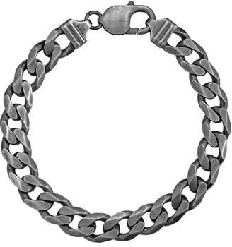 """Or Paz Men's Sterling Silver 8"""" Bold Curb LinkBracelet, 26.0g"""