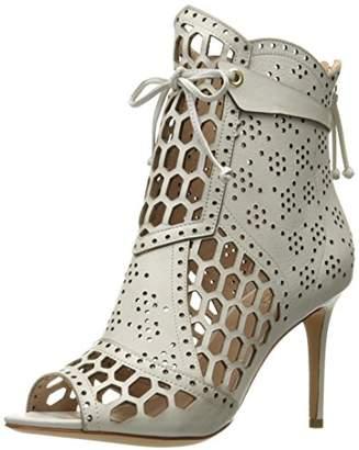 Rachel Zoe Women's Julie Peep-Toe Bootie Heeled Sandal