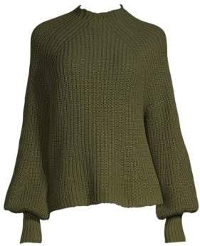 Apiece Apart Sequoia Mockneck Top