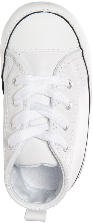 Converse Boys' Shoes, Chuck Taylor First Star Casual Sneakers from Finish Line