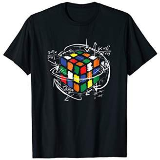 Rubik Cube Math T shirt