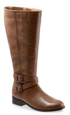 Trotters Liberty Wide Calf Riding Boot