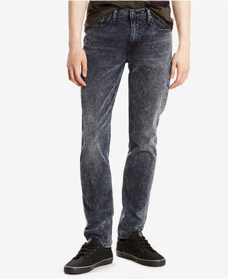 Levi's 511 Slim Fit Light Acid Wash Jeans
