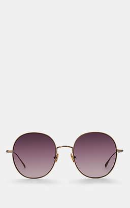 Derek Lam Women's Salma Sunglasses - Dark Gold, Black