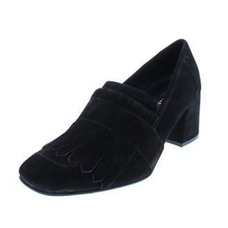Kenneth Cole New York Women's Macey Kiltie Toe Dress Pump Suede