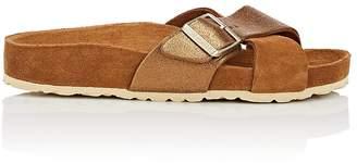 Birkenstock Women's Siena Suede Crisscross Sandals