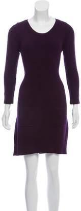 Rag & Bone Long Sleeve Sweater Dress