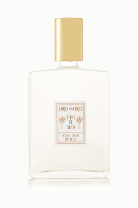 Coqui Coco Coco Bath Oil, 100ml - Colorless