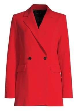 Robert Rodriguez Eva Double-Breasted Blazer Jacket